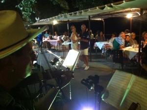 Musica e danza sul lago